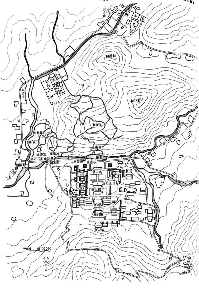 设计干货丨南方实习苏杭经典园林平面图_18