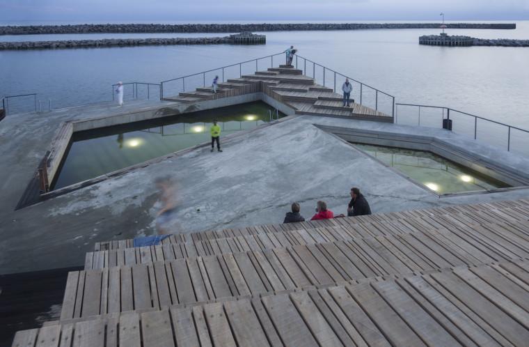 丹麦Hasle海滨浴场-14