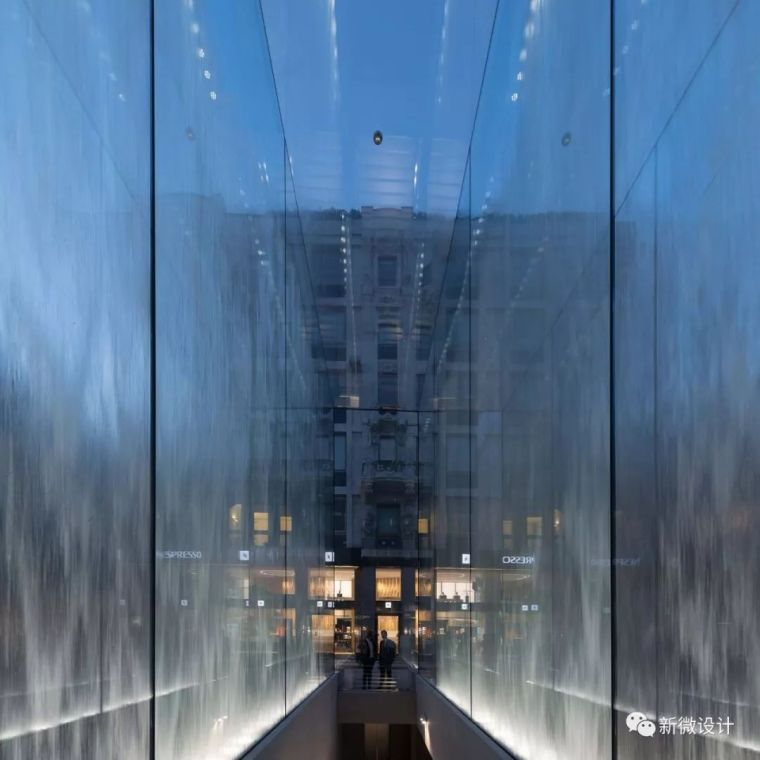 """苹果最新米兰旗舰店设计,被誉为""""欧洲最美苹果店""""_16"""