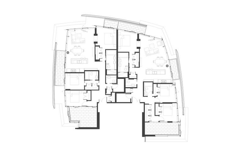 加拿大商住混合建筑-14