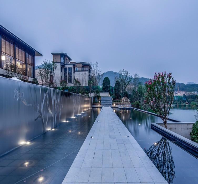 南京新城住宅新中式住宅景观-1 (10)