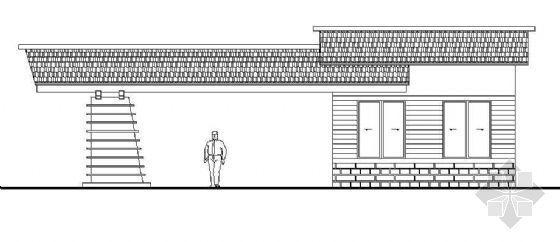 茶室建筑设计方案