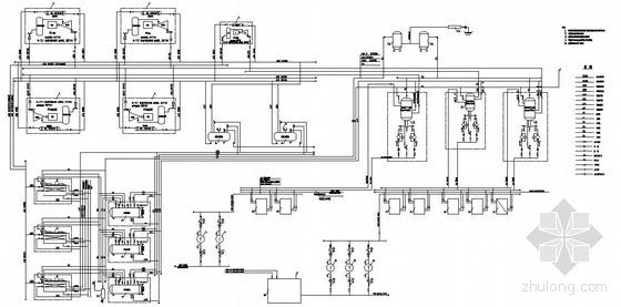 食品厂氨冷原理图