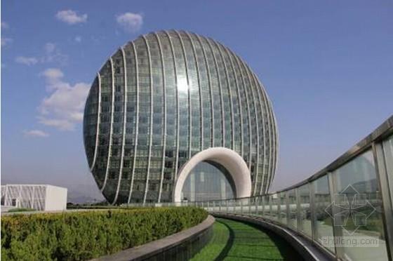 [北京]地标性椭圆形高层酒店工程新技术应用总结(110余页 附图丰富)