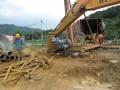 岩溶地区钻孔灌注桩施工工法