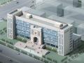 [吉林]某9层政府办公楼建筑方案文本