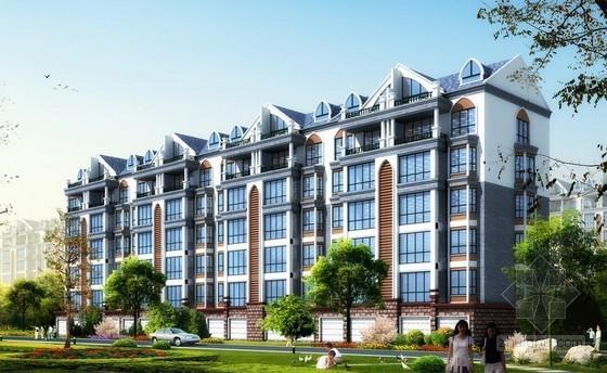[江西]住宅区建筑装饰工程量清单计价实例(招标控制价)