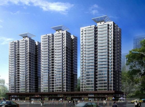 [福建]高层住宅建筑工程预算书(含图纸 晨曦软件实例)