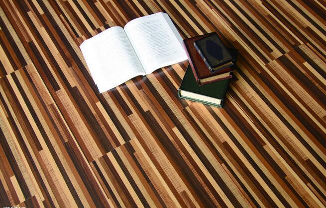 你家铺设的强化木地板施工工艺是这样的吗?