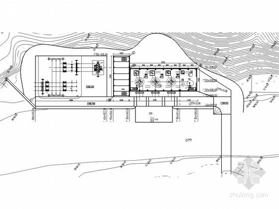 [四川]水电站厂房扩容改造工程初步设计施工图