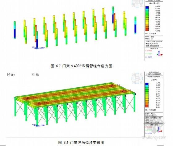 [河南]城市高架桥现浇箱梁施工技术交底及计算书98页(碗扣式脚手架)