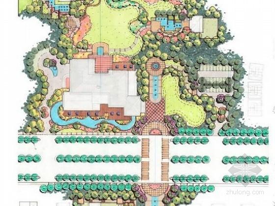 [江苏]特色工业园区概念景观设计方案