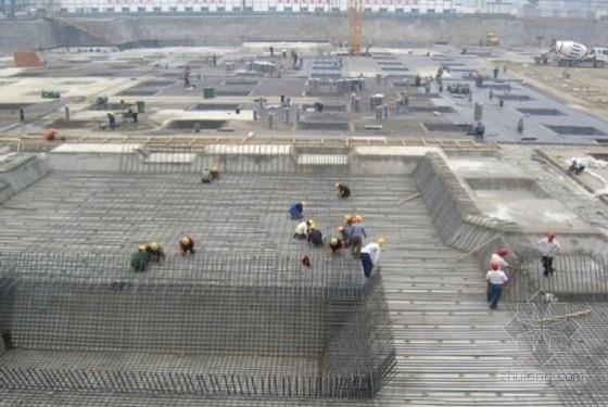 [四川]框剪结构广场项目地下室建筑承包工程施工组织设计(附图丰富)