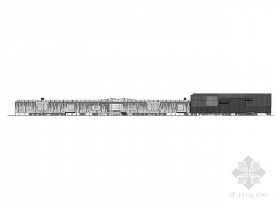 [湖北]瑞典知名IKEA厂商商业综合体建筑施工图1508张图纸(上海知名大学设计院设计)
