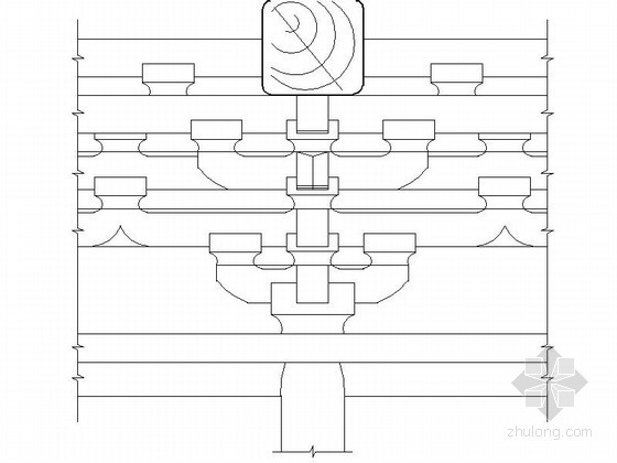 [古建筑]各式斗拱节点详图