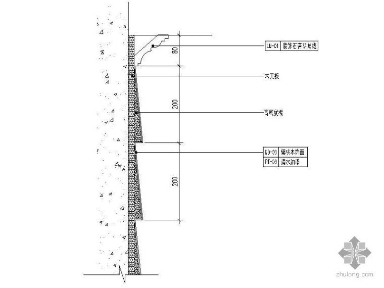 [上海]某二层别墅设计施工图_4