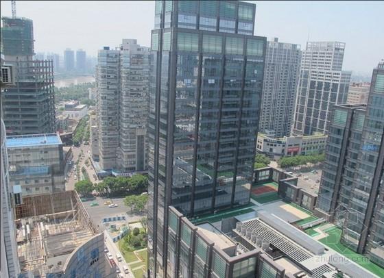 [浙江]框架核心筒结构酒店地下室模板施工方案
