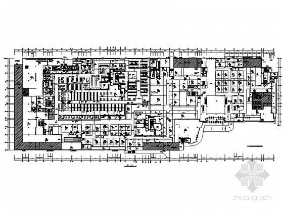 [湖南]长沙某百货商城室内装饰设计方案图(含实景、效果)