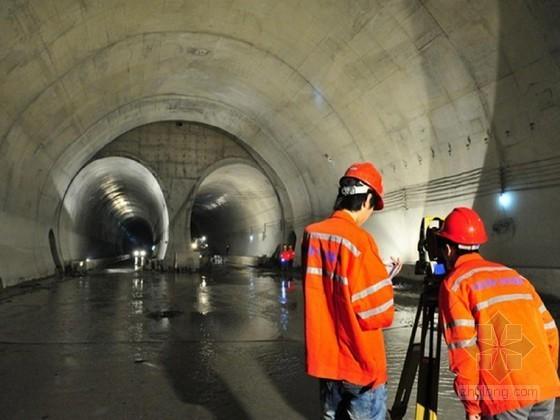 特长隧道洞内平面控制测量技术总结
