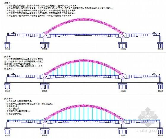 [江苏]含多种桥梁结构时速250公里高速铁路站前工程实施性施工组织设计382页