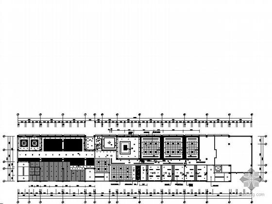 [海宁]某六层办公楼建筑施工图