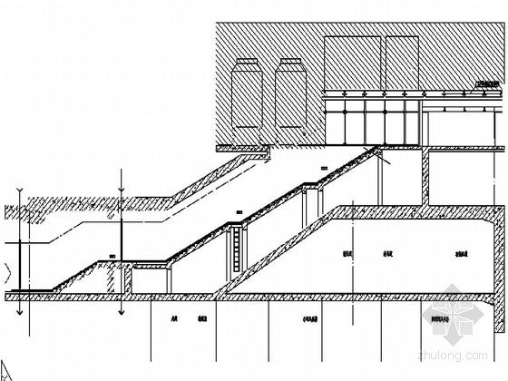 [广东]地铁出入口装修施工图32张(知名大院)