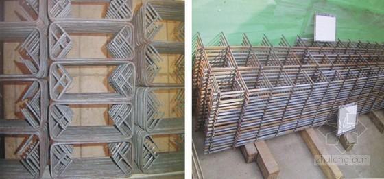 建筑钢筋工程施工质量标准做法