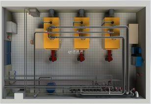 燃气供热锅炉房节能方法措施-燃气锅炉房设计运行参考