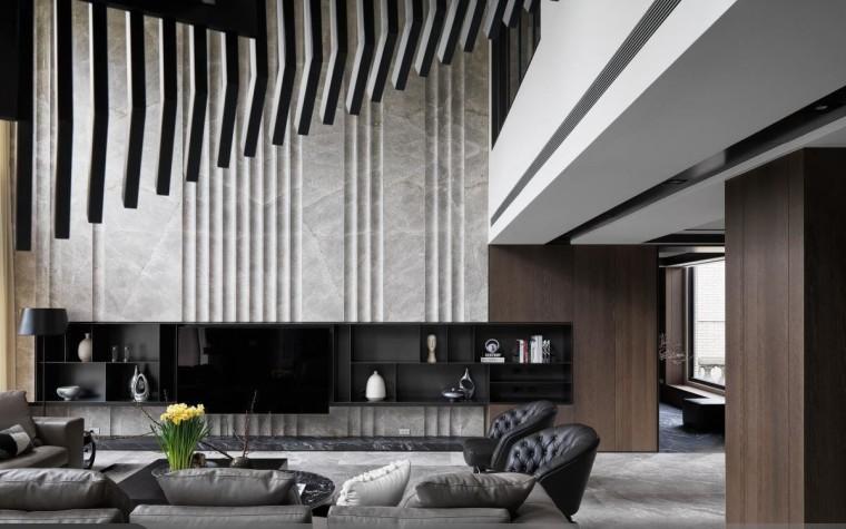 混搭风格的住宅空间-5