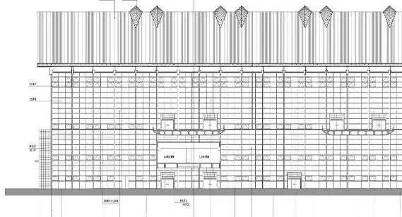 上海浦东国际机场T2航站楼幕墙系统设计研究_4