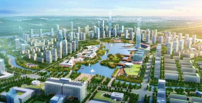 [浙江]综合型滨江生态水岸低碳创新产业城市规划设计方案(2017最新)_6