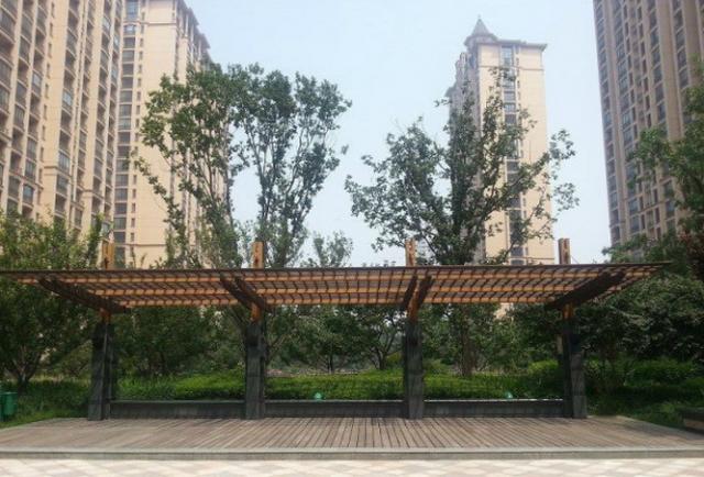 干货 景观施工之室外木地面施工质量要求