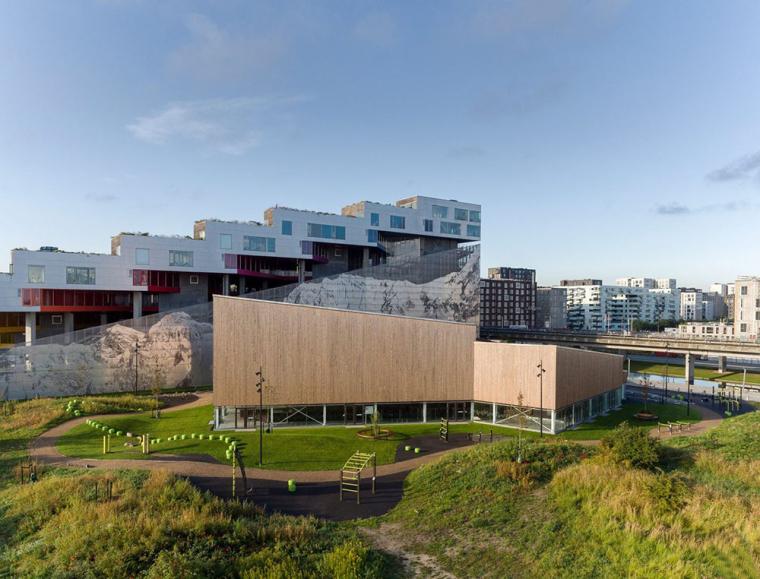 哥本哈根三角形体育中心