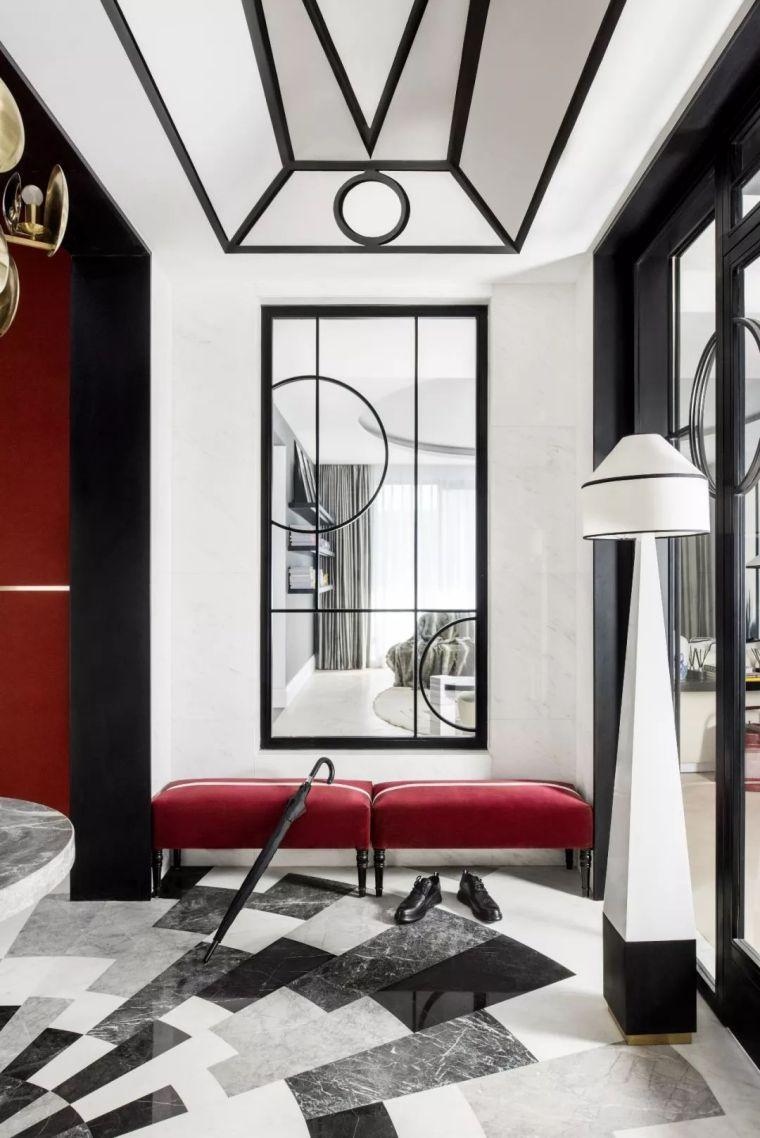 跃层都市公寓融入4种风格后,竟然如此惊艳!_6