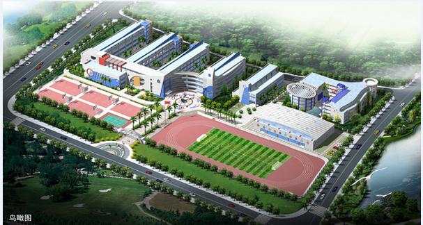 [上海]某教学楼全套投标图纸