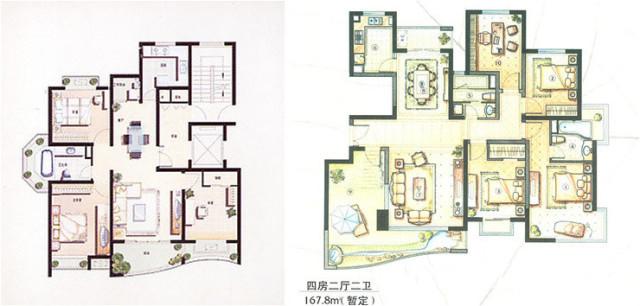 干货!规划、建筑、户型全套建筑知识_28