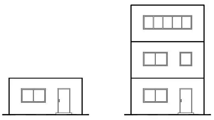 地震力计算(五)之多自由度体系的质量、刚度、自振周期_2