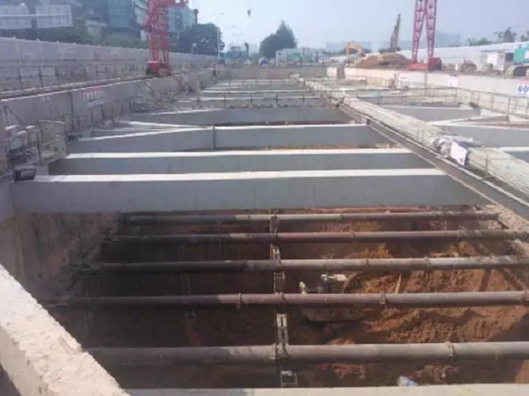 地铁基坑降水井施工工艺要点