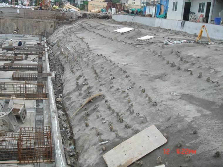 建筑基坑支护工程案例分析1(ppt,共44页)图文丰富!