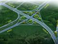[武汉]大道互通立交工程施工占道及交通疏解方案