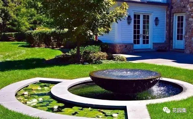 居住区与别墅庭院景观设计的差异_32