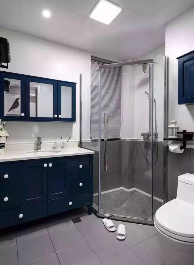 干湿分离已经不流行了,三分离卫生间更实用!