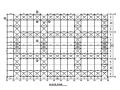 单层带天车钢结构厂房结构施工图(CAD,14张)