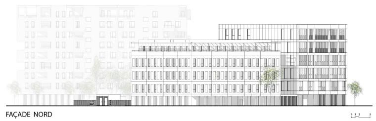 Faáade_NORD_-_ZAC_Cartoucherie_-_◊lot_1.3_-_Taillandier_Architectes_AssociÇs