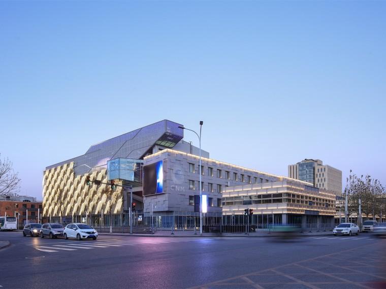 四川省一类高层商住楼项目全套施工图纸