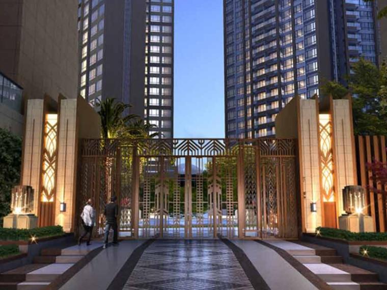 [广东]深圳龙光-玖龙玺居住区景观设计方案最终文本-AECOM