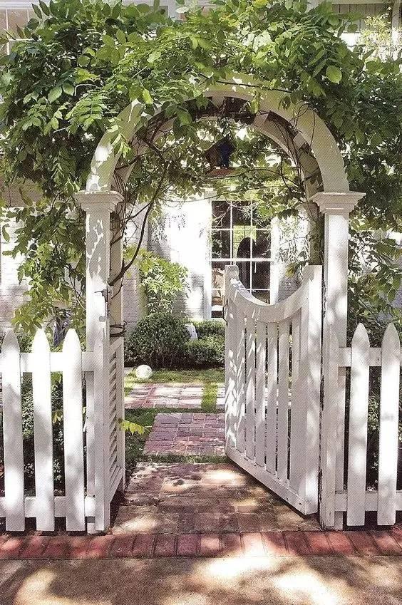 50款·漂亮的庭院入口_27