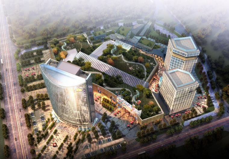 [上海]现代风格嘉兴总部花园规划方案文本(PDF+86页)
