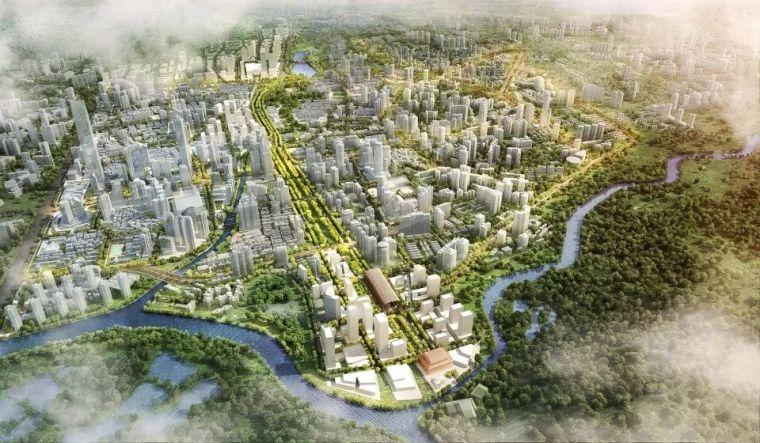案例 | 深圳市罗湖城市改造