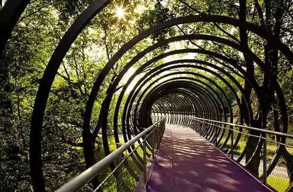 [创意设计]景区造个这样的创意桥,游客肯定忘不了!_12